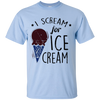 I Scream For Ice Cream 2 - Adult Summer Tee