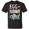 Egg-Cited Easter Adult T-Shirt