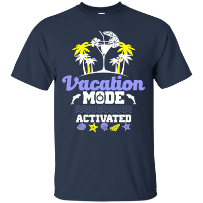 Vacation Mode 2 - Adult Summer Tee