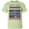 Midterm Elections Matter - Adult Patriotic Tee