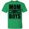 Mom of Boys 2 - Adult Parenting Tee