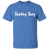 Feeling Foxy - Adult Animal Tee