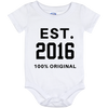 Personalized Est. Year Onesies