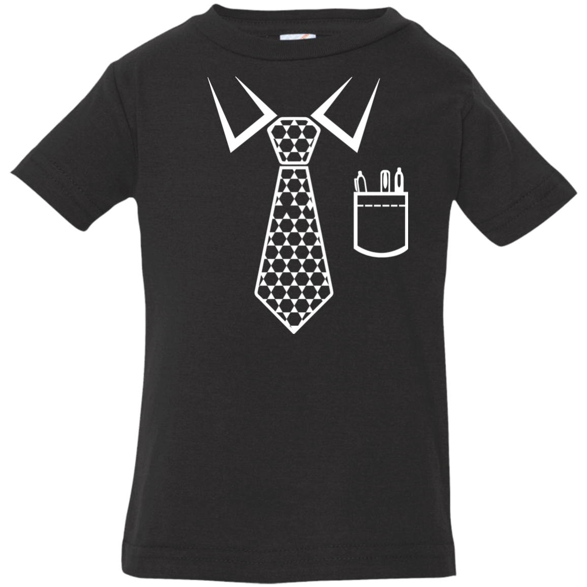 Tie Pocket Design Tee