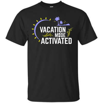 Vacation Mode 1 - Adult Summer Tee