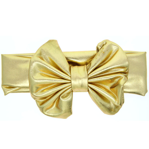 Stretchy Satin Headbands - 7 Colors