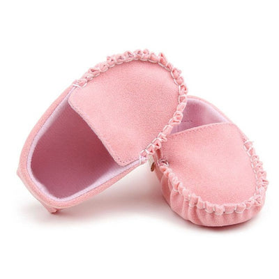 Baby Suede Loafers