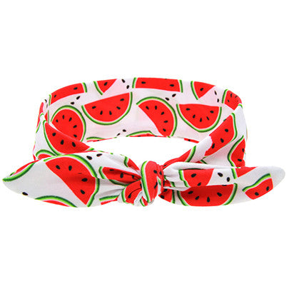 Fruity Headbands - 6 Designs