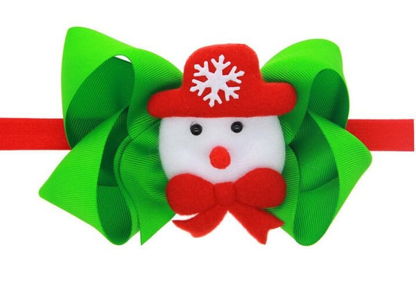 LIMITED Holiday Christmas Snowman Headband