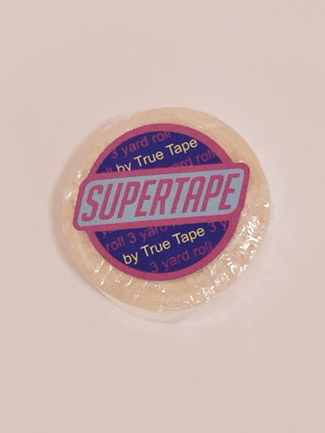"SuperTape Roll (1/2"" x 3 yds)"
