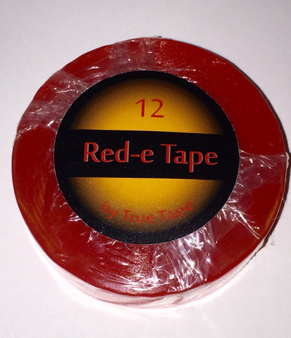 "Red Liner Roll Tape (3/4"" x 12 yds)"