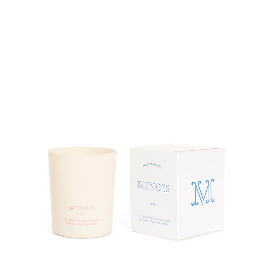 Minois - Fragrance - Candle - Natural - Zoenvoorgust.com