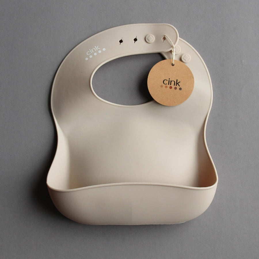 Cink - Silicone bibs - More colors