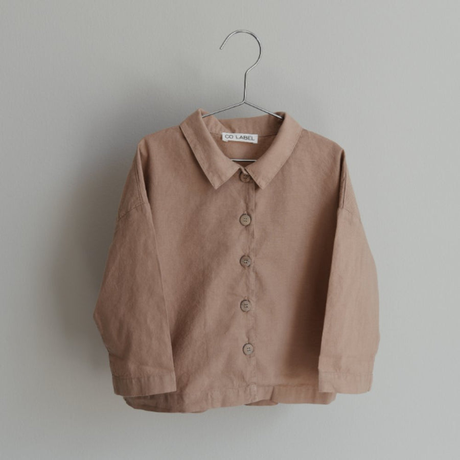 Co Label - Cotton Blouse - More Colors - Sustainable