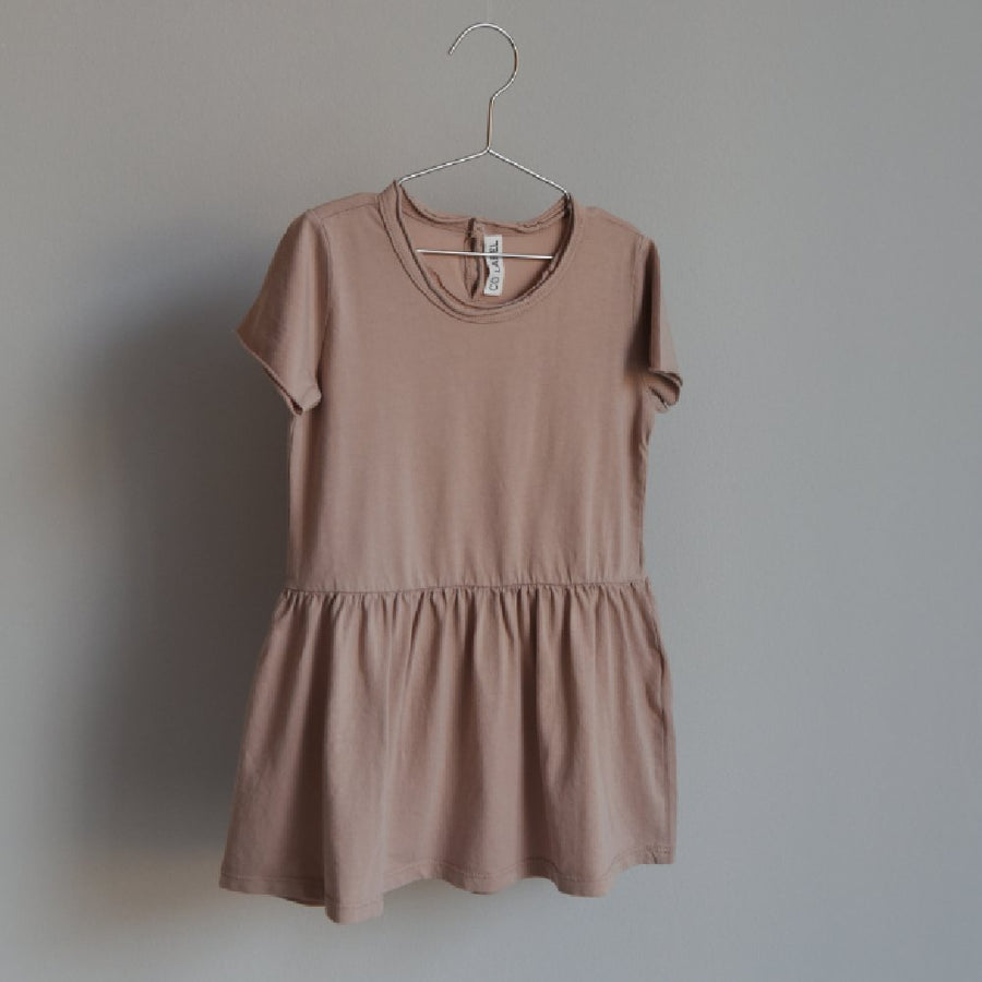 Co Label - Jersey Dress - More Colors - Sustainable