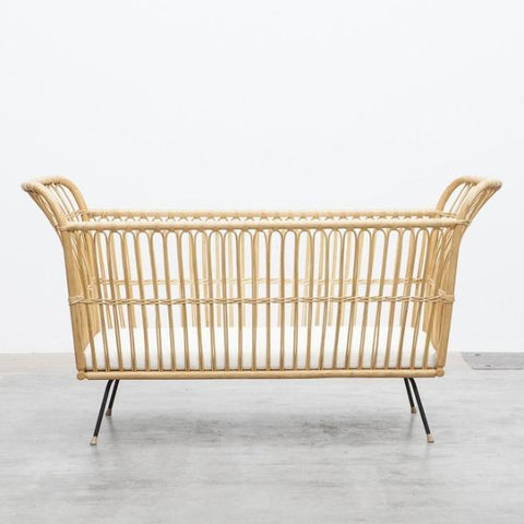Babycrib - bermbach handcrafted - Frederick - zoenvoorgust.com