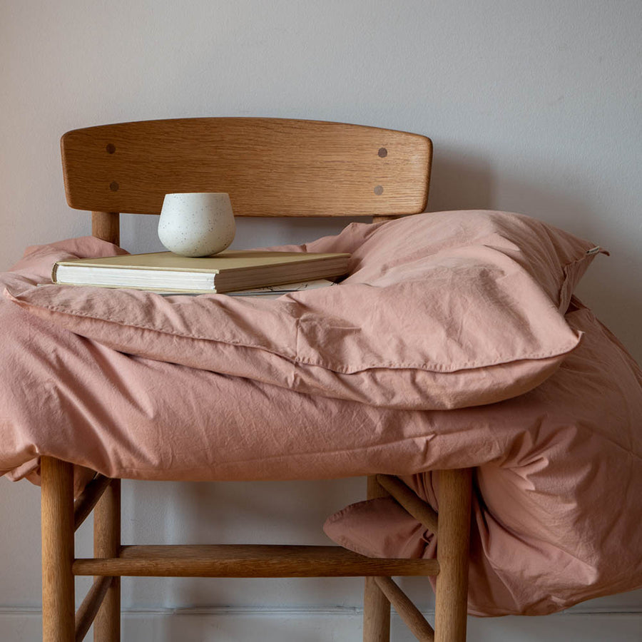 Studio Feder - Junior Bedding - Organic Cotton - Dark Powder