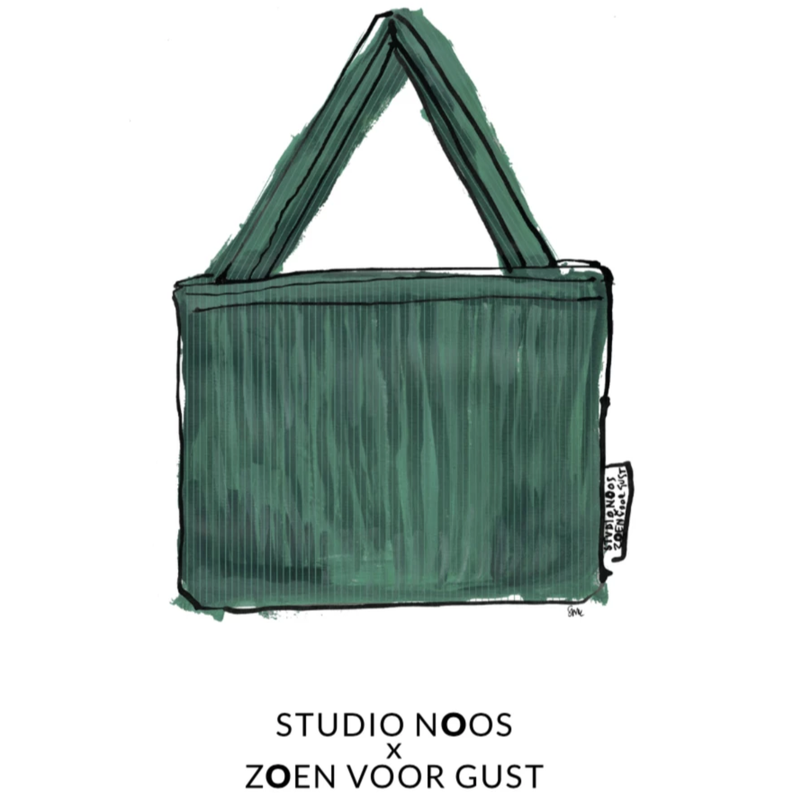 Studio Noos x Zoen voor Gust- The Caring Bag (limited edition)