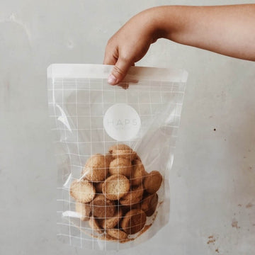 Haps Nordic - Snack bag - To go - Reusable - Zoenvoorgust.com