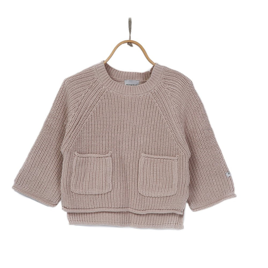 Donsje Amsterdam - Knitted Sweater - Handmade & Fairtrade - More colors