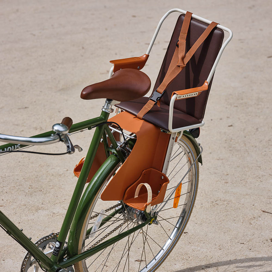 &Italy - Bike Seat - Handmade - More Colors