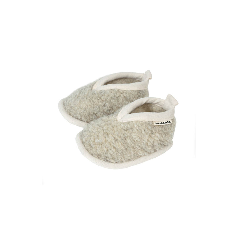 BINIBAMBA - Merino Baby Booties - More Colors
