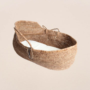 Noro Paris - Moses Basket - Handmade & Fairtrade