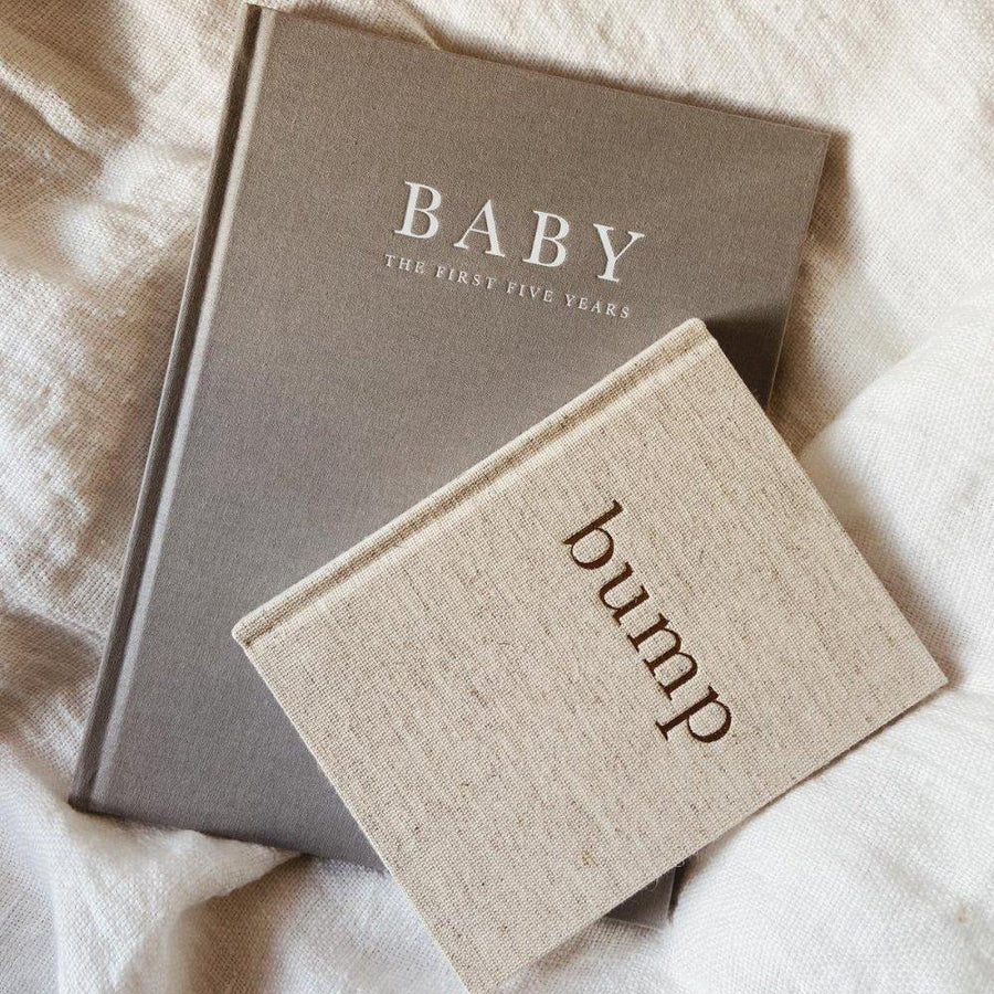 Write to me - Bump journal - A pregnancy story