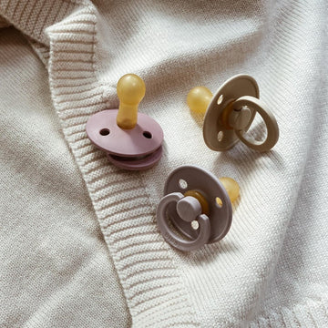 BIBS pacifier - The Kiki collection - Set of 3