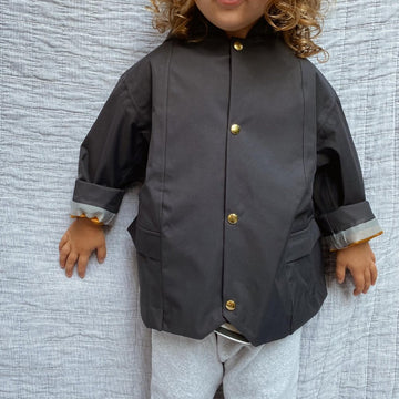 Fairechild - Rain coat - Jas - Sustainable kids clothing - Zoenvoorgust.com