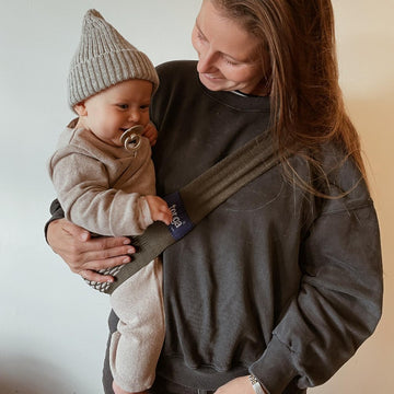Tonga - Mesh Sling - Baby Carrier - Cotton - Zoenvoorgust.com