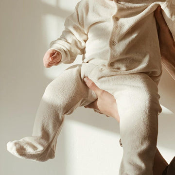 Cosilana - Sleep Suit with Feet - 100% Cotton