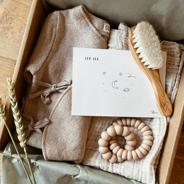 Tothemoon ☾ - Gift box - Hand-picked with love - Newborn box