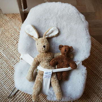 Senger naturwelt - Cuddly Animal - Rabbit - Small - Wool - Zoenvoorgust.com
