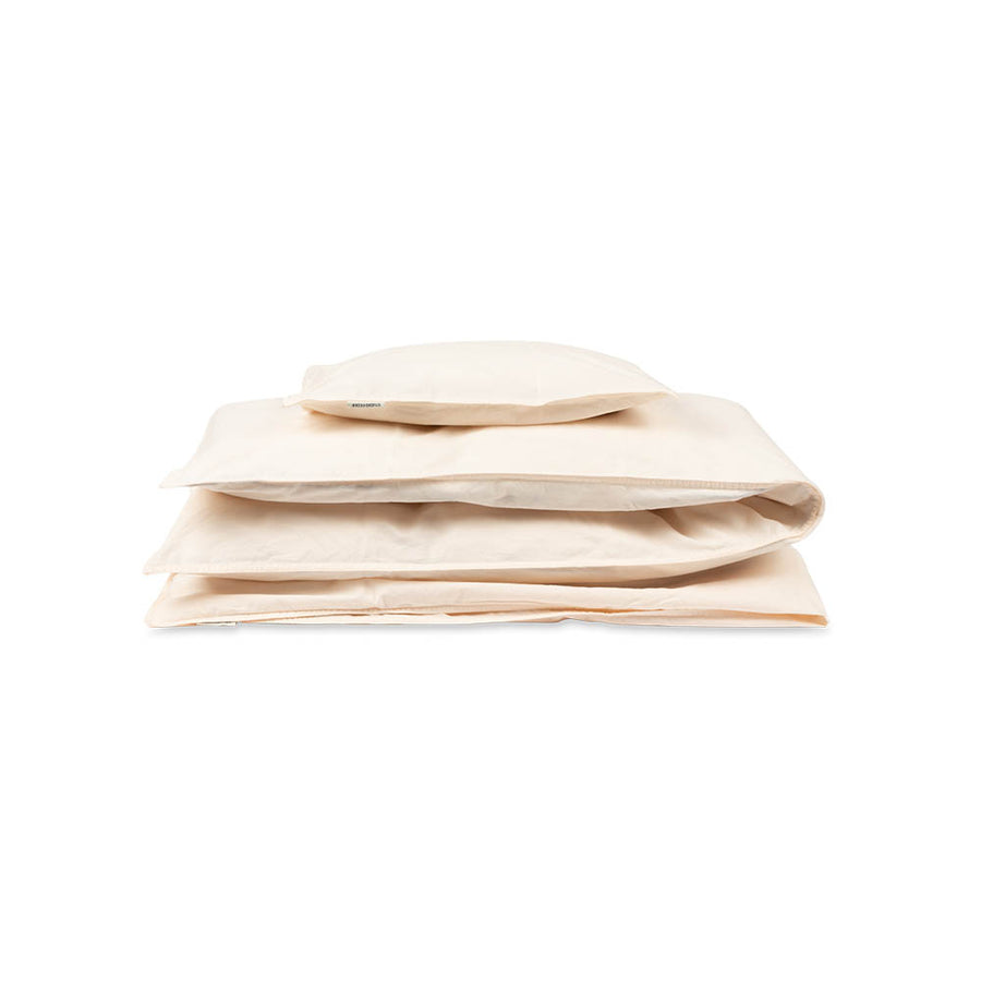 Studio Feder - Junior Bedding - Organic Cotton - Powder