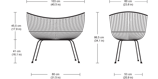 Babycrib - bermbach handcrafted - Lola - zoenvoorgust.com