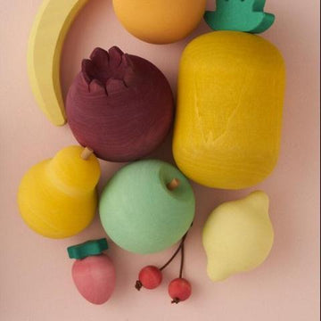 Raduga Grez - Fruits set - Handmade