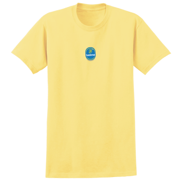Sweeterman Tee - Banana