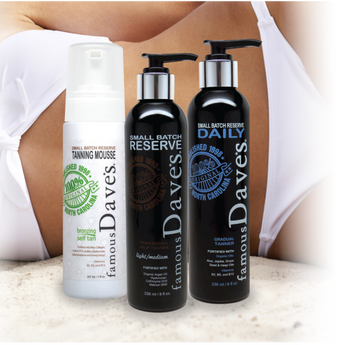 ANTI-AGING SERIES PREMIUM SELF TANNERS