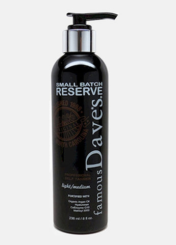 Small Batch Reserve LIGHT/MEDIUM FORMULA