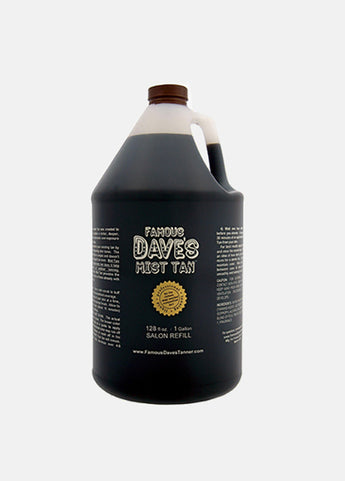 Spray Tanning Solution 1 Gallon