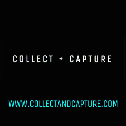 Collect + Capture - The beginnings