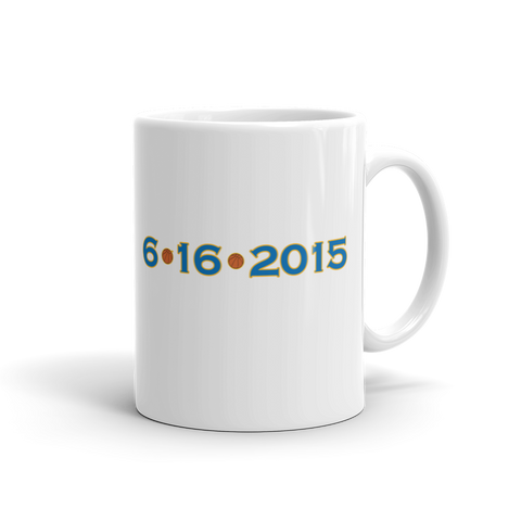 6/16/2015 Golden State Warriors Mug