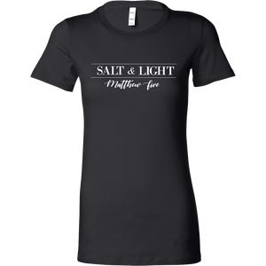 SALT & LIGHT TEE