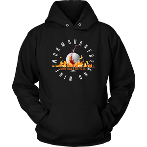 worm burners sweatshirt