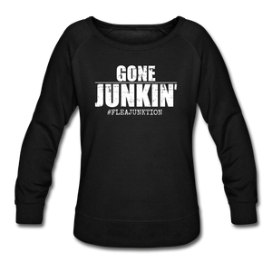 GONE JUNKIN' - black