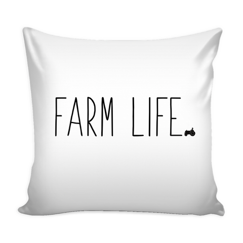 Farm Life Pillow case