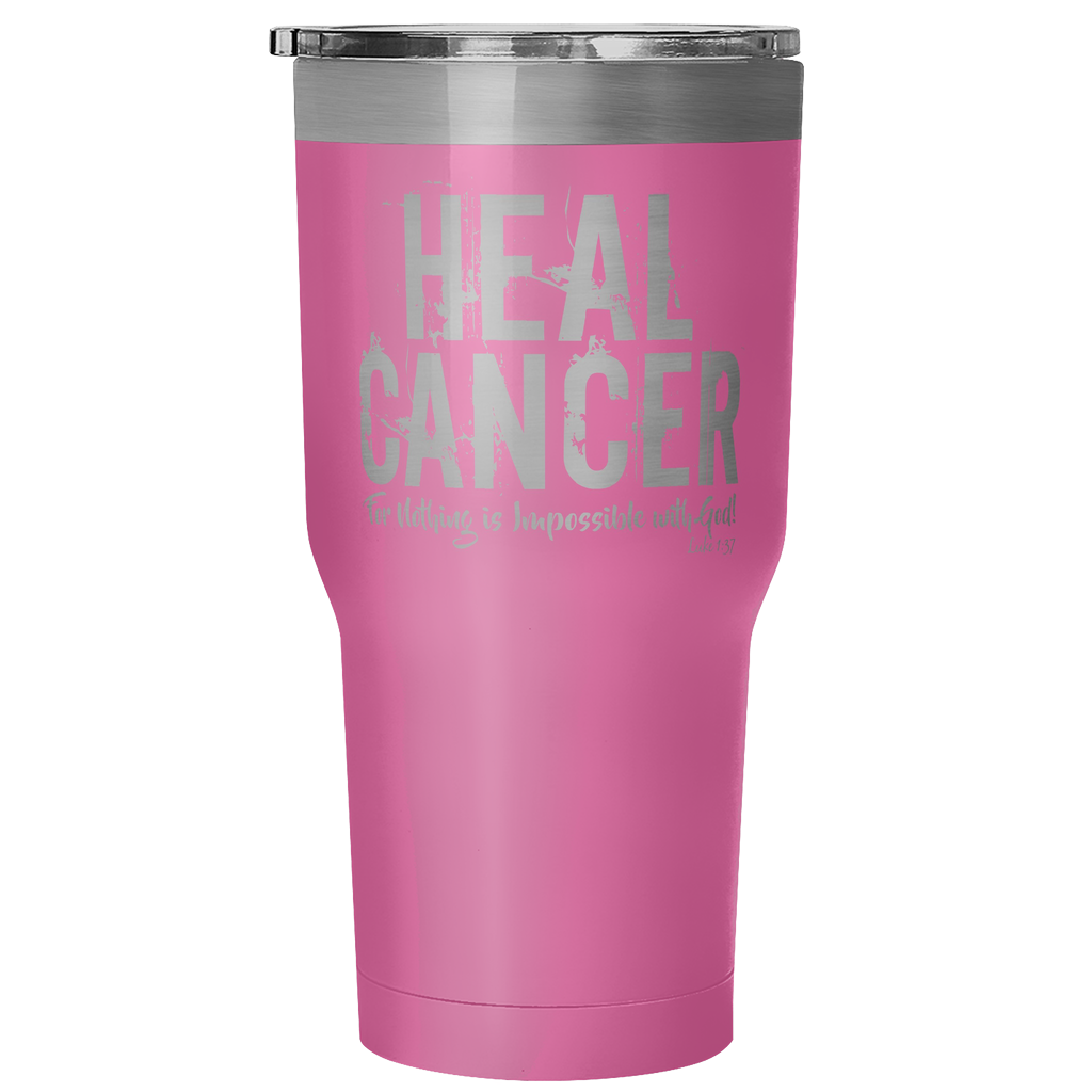 HEal CANcer Tumbler