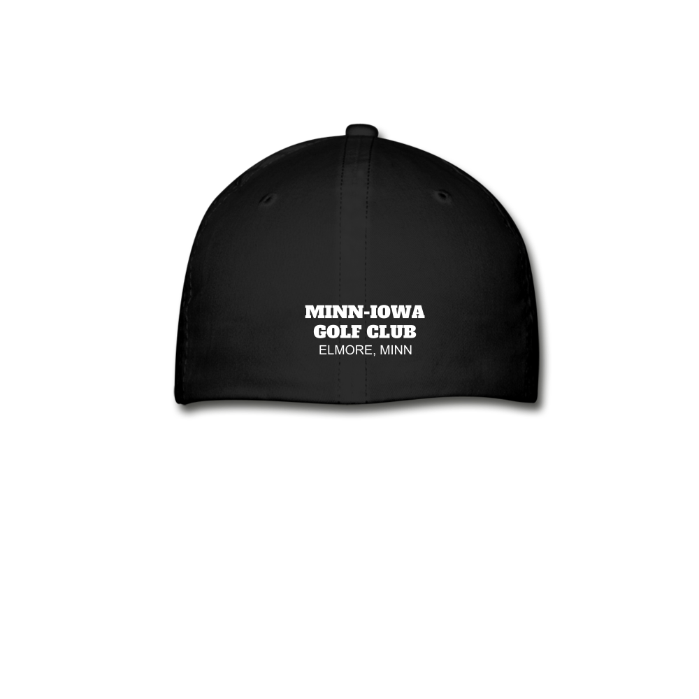 GOLF CAP - black