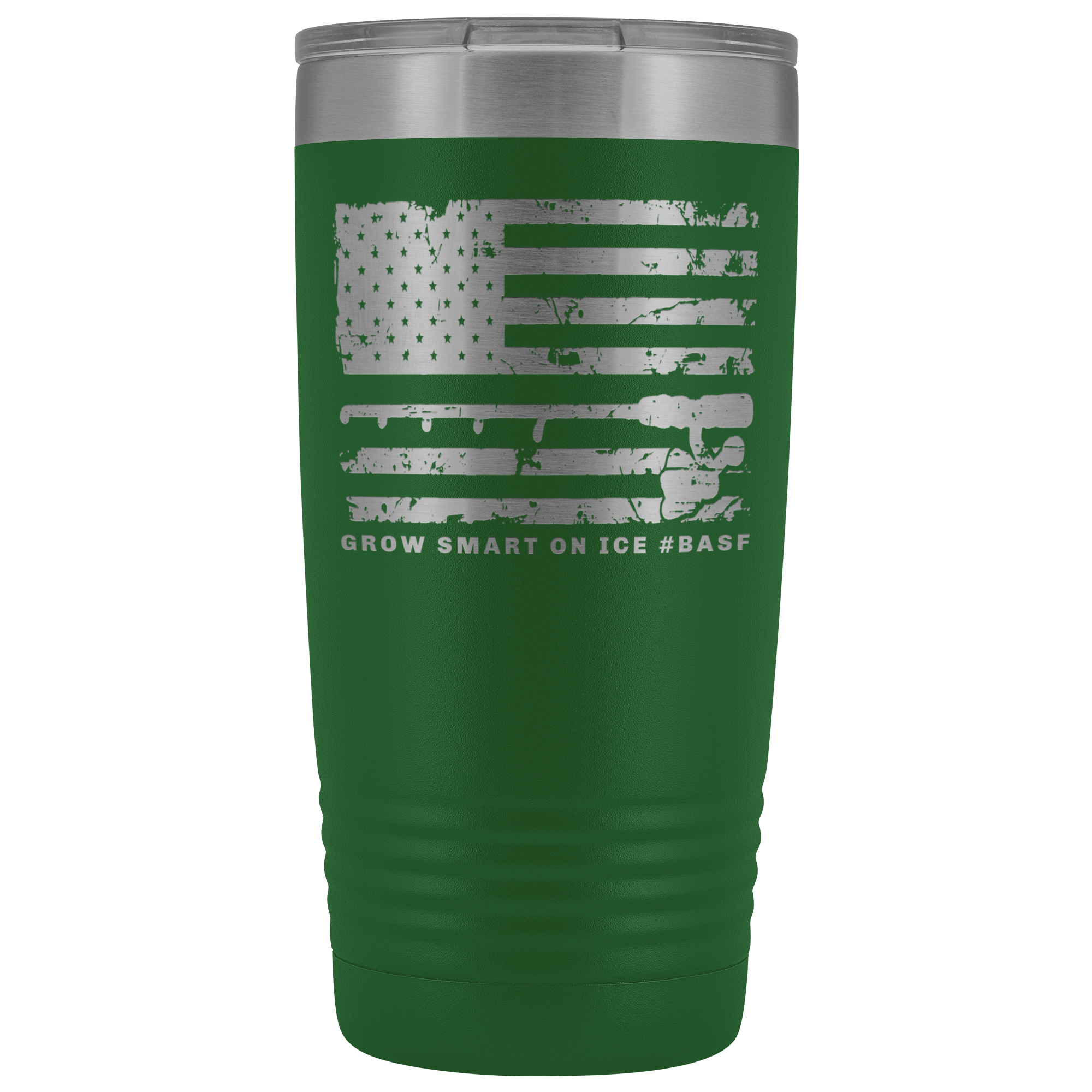 Grow Smart on ICE tumbler 20 oz